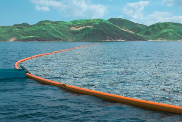 Tsushima © The Ocean Cleanup