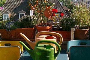 bew sserungssysteme f r den balkon energieleben. Black Bedroom Furniture Sets. Home Design Ideas