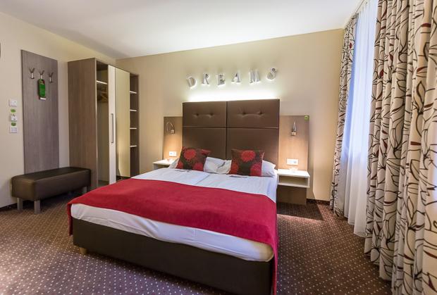 Boutique-Hotel Stadthalle - Zimmer Passivenergie Haus