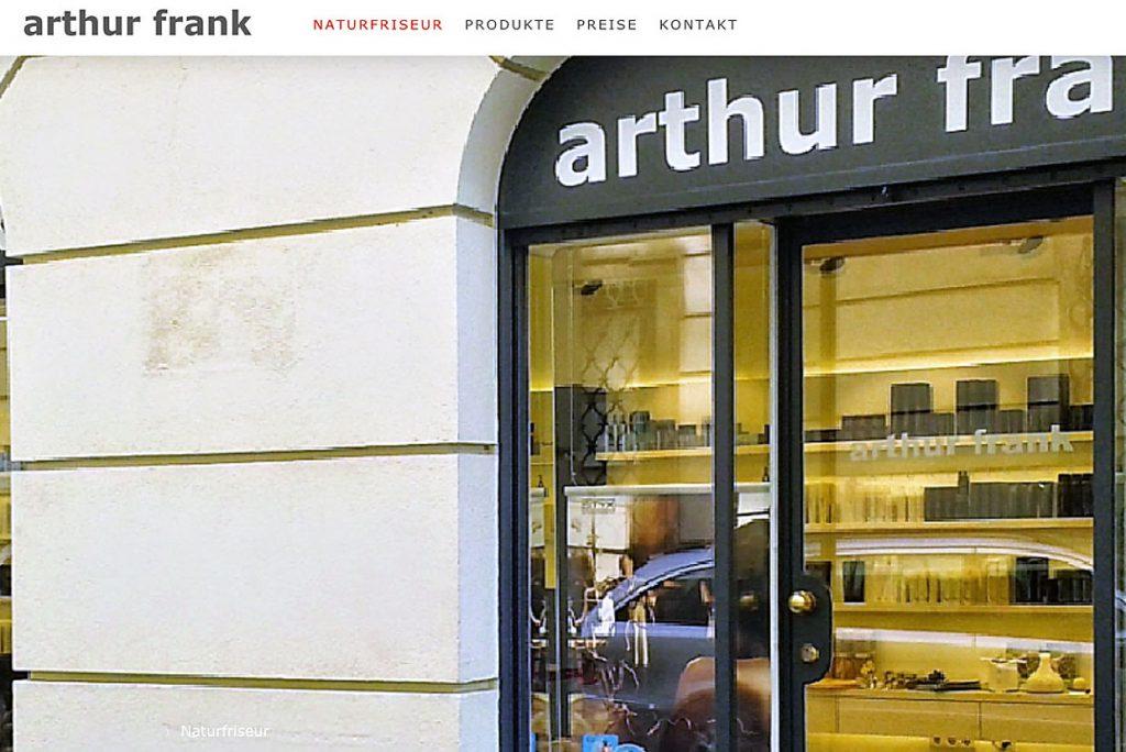 5. Arthur Frank Naturfrisör
