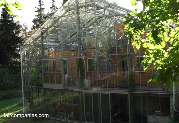 Naturhus Sweden