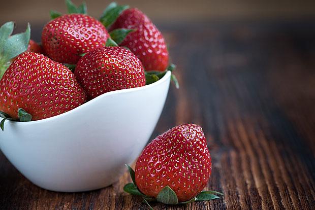 1. Erdbeeren