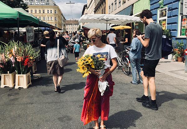 Bauernmärkte in Wien